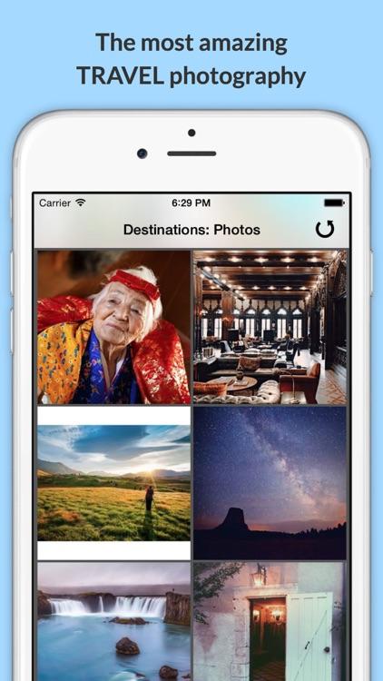 Destinations: Explore the World & Plan Your Next Trip!