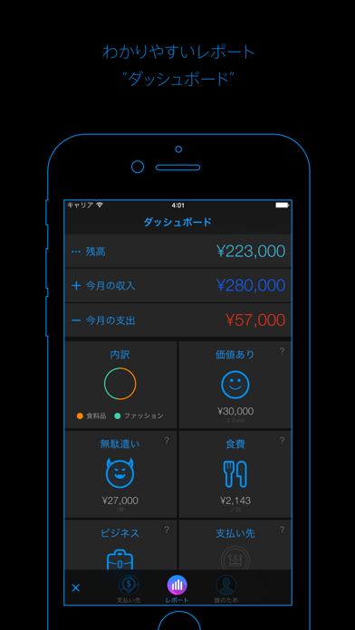MoneyTron+ ScreenShot1