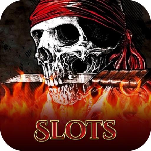 Skull Pirate Slots Machine - FREE Las Vegas Casino Premium Edition