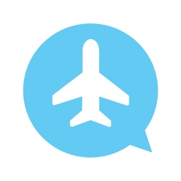 FlightChat - Chat, message on a plane anonymously without internet connection