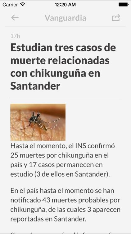 Periódicos CO - Los mejores diarios y noticias de la prensa en Colombia screenshot-3