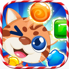 Candy Garden Blitz - Connect sweet fruits line & link sugar and jelly for Family And Friends