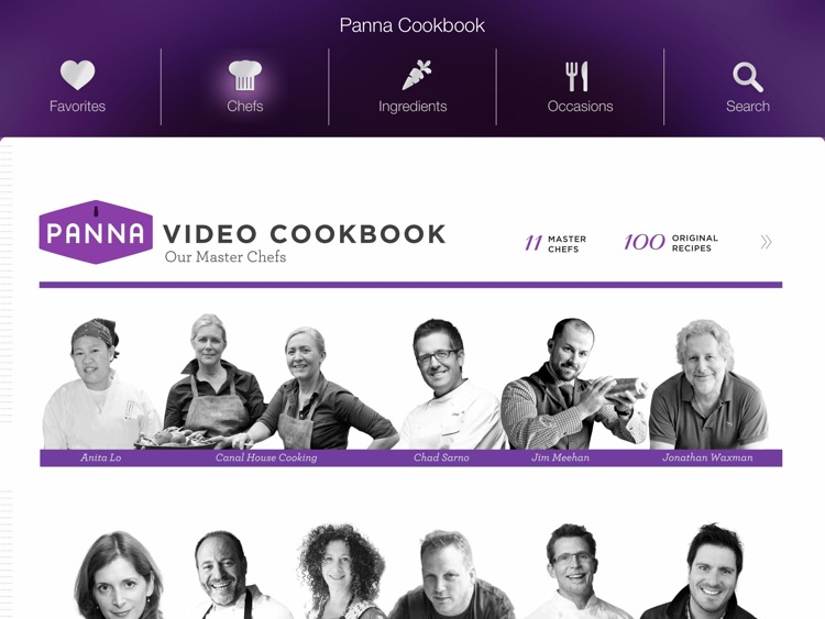 Panna Cookbook