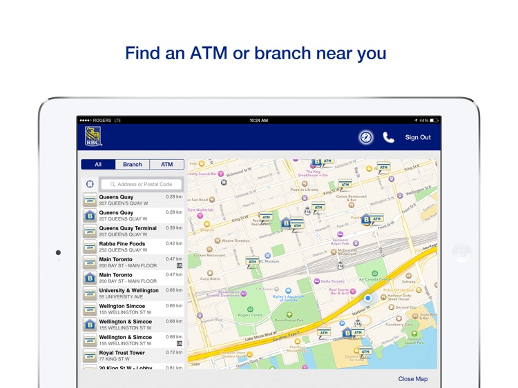 RBC Canada screenshot-4