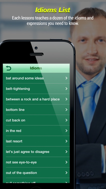 Speak Business English II screenshot-3