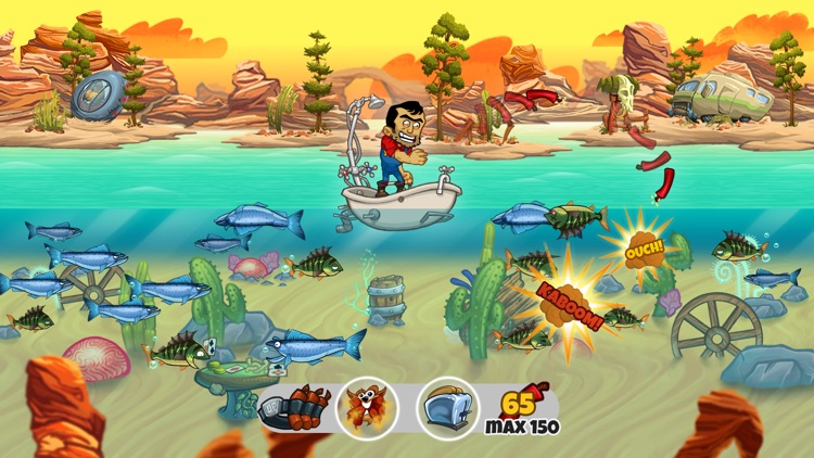 Dynamite Fishing World Games screenshot-0