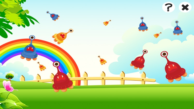 A Cute Monsters Learning Game for Children: Learn and Play for Pre-School screenshot-4