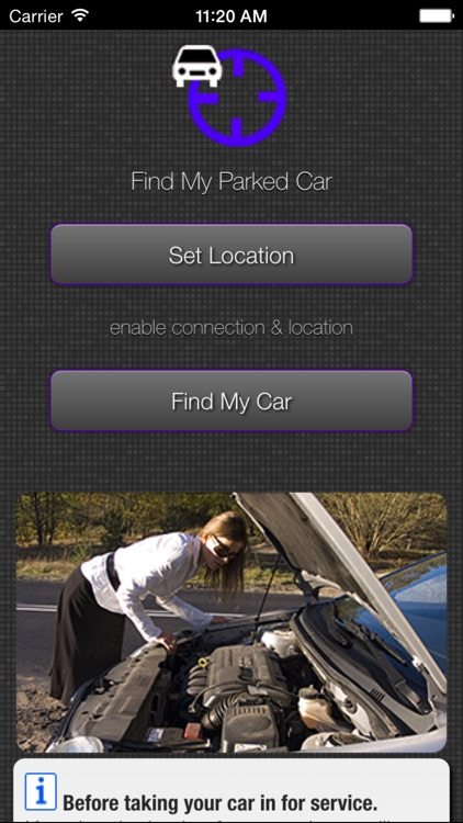 App for KIA Cars - KIA Warning Lights & KIA Road Assistance - Car Locator screenshot-4