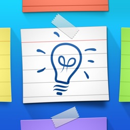 Index Card Board - Organize cards & brainstorm on a corkboard