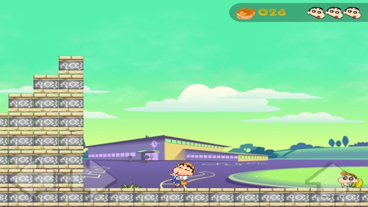 Crayon Shin Chan World screenshot-4