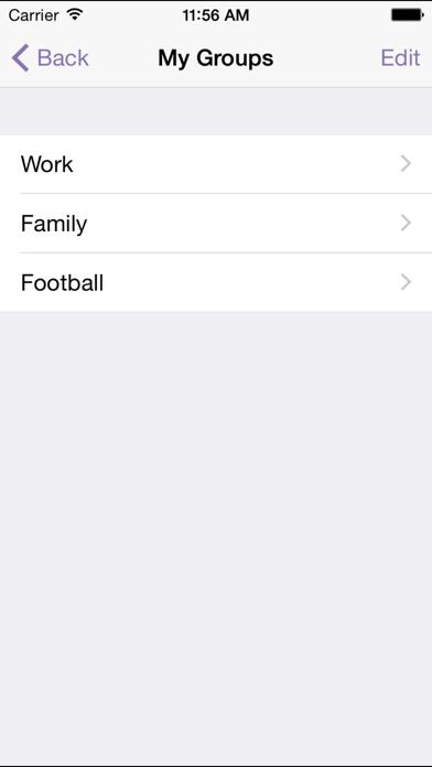 Easy Group screenshot