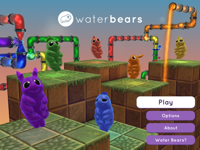 ‎Water Bears Screenshot
