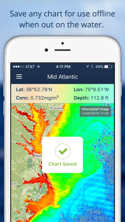 FishTrack - Offshore Fishing Charts and Tools