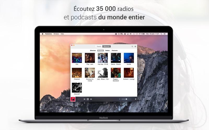 Radioline : une radio maligne sur votre Mac-capture-1