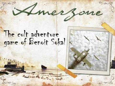 Amerzone: The Explorer's Legacy (Universal) на iPad