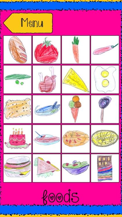 Dictionary by Kids screenshot-4