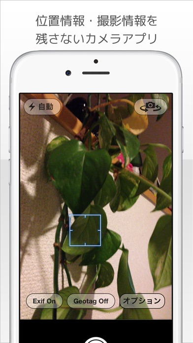 optiCamera -写真サイズやExi... screenshot1
