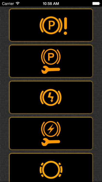 App for Volkswagen Cars - Volkswagen Warning Lights & VW Road Assistance - Car Locator screenshot-3
