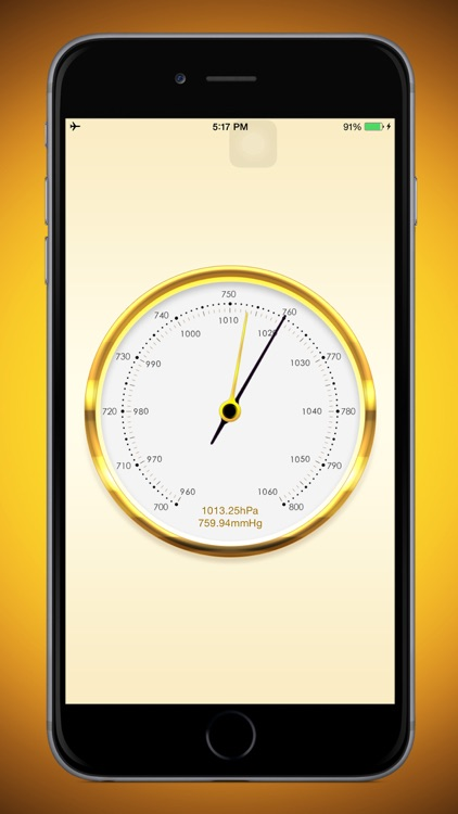 E-Barometer +