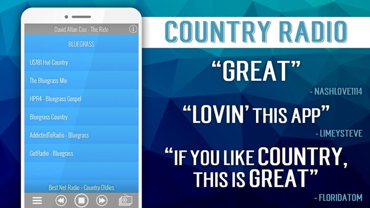 Country Radio+