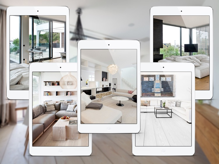 Apartment Design Ideas - Luxury Collection for iPad