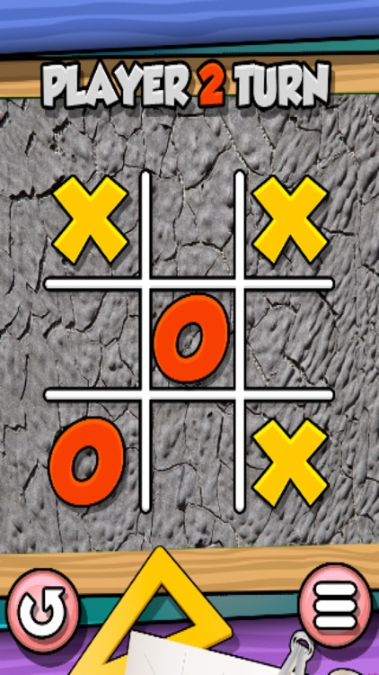 Tic Tac Toe - Head 2 Head Edition screenshot-2
