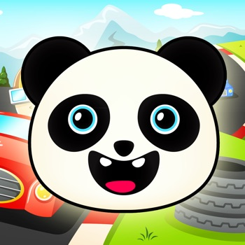 Panda Go Kart Express Rally - FREE - Jump Turbo Speed Racing Obstacle Course