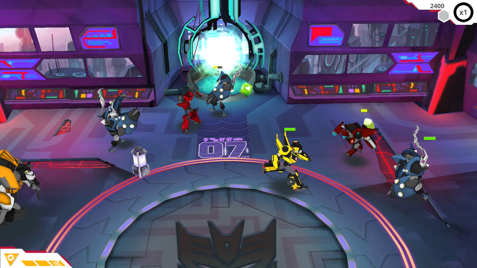 Transformers Robots in Disguise: Autobots Unite screenshot 4
