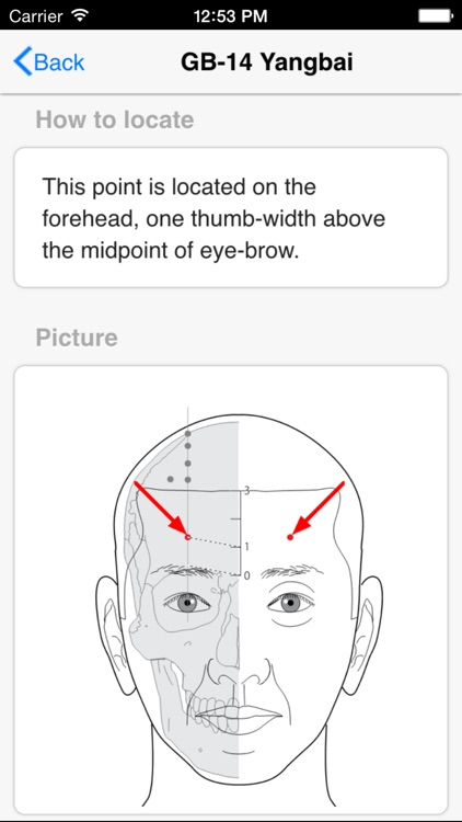 Acupressure: Headache Relief screenshot-3