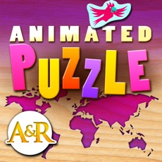 Activities of Animated Puzzle - A new way of playing with wooden jigsaw puzzles