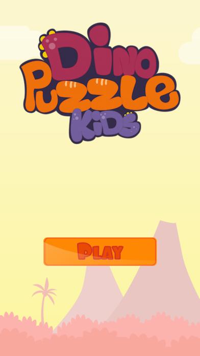 Dino Puzzle Kids Free