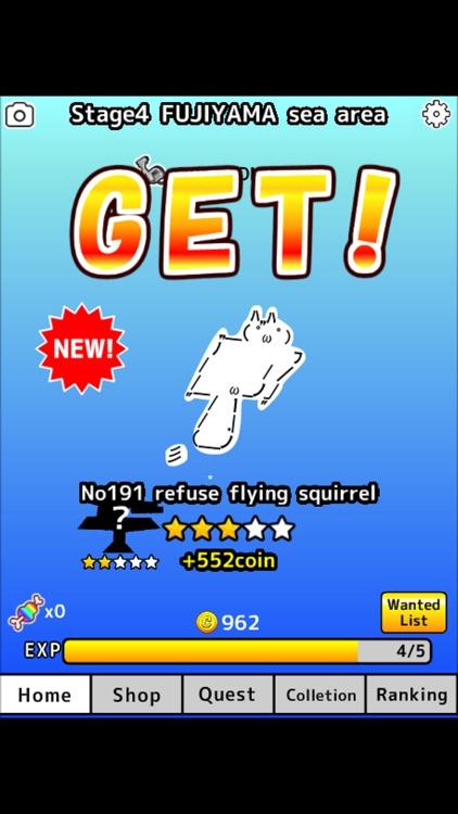 Manga cat fishing screenshot-3