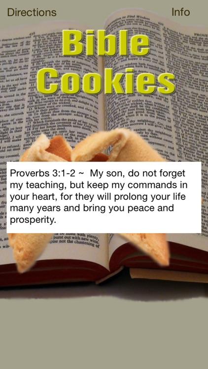 Bible Cookies