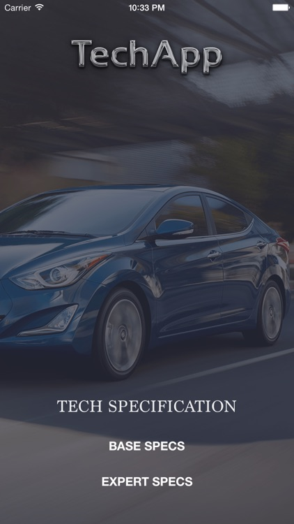 TechApp for Hyundai