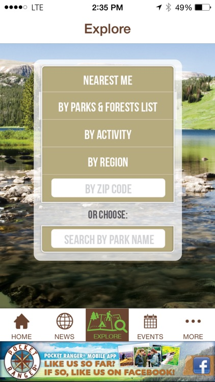 Rhode Island State Parks Guide- Pocket Ranger® screenshot-2
