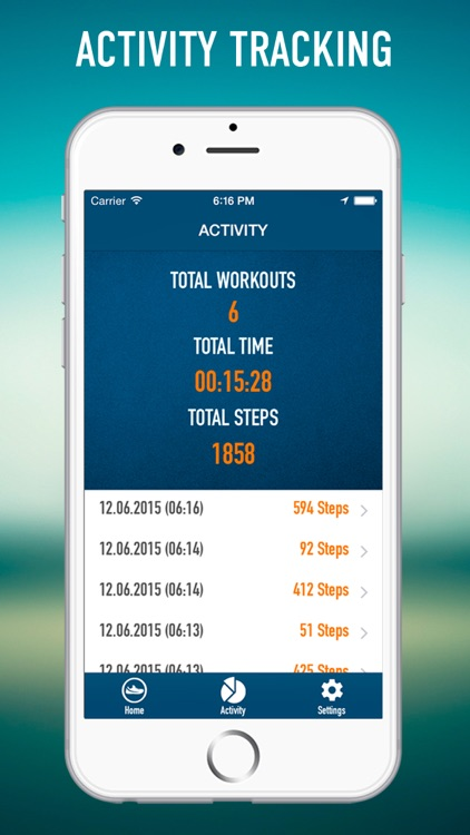 Pedometer Pro - GPS Walking, Steps Tracking, Workout Training
