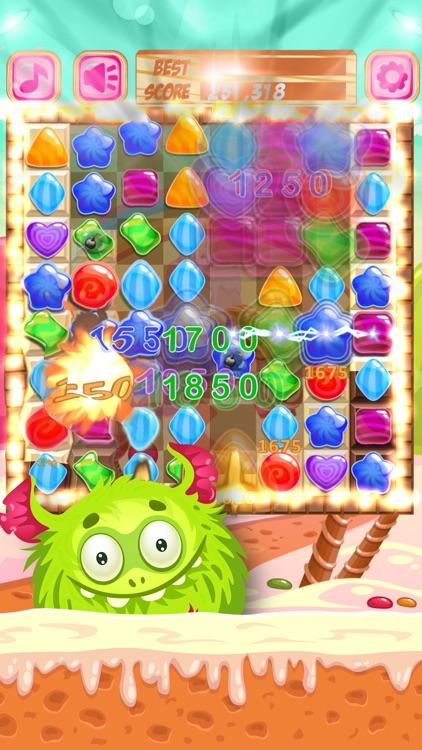 Jewels Candy Frenzy screenshot-4