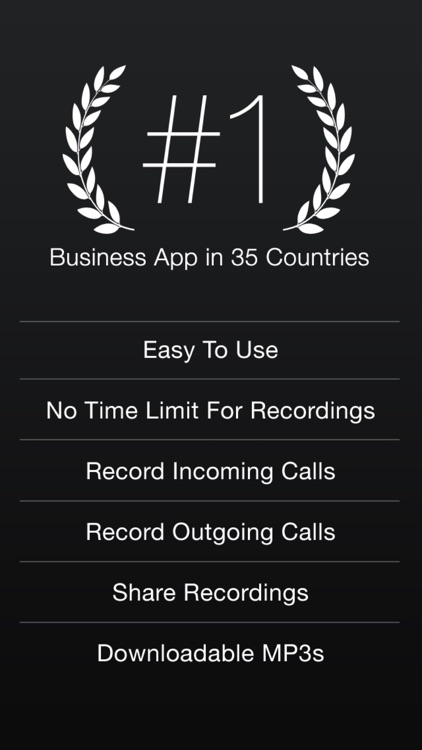 TapeACall Lite - Call Recorder For Phone Calls screenshot-4