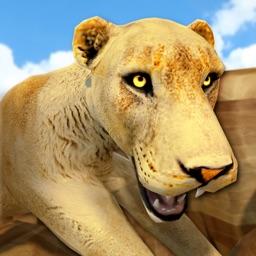 Savanna Run . Free Animal Simulator Games For Children