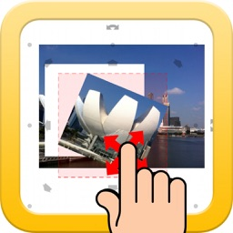 fotoCrop - A pasteboard and photo cropping utility