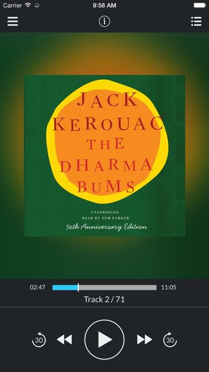 The Dharma Bums (by Jack Kerouac) (UNABRIDGED AUDIOBOOK)
