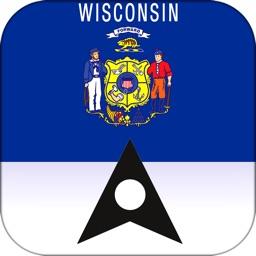 Wisconsin Offline Maps & Offline Navigation
