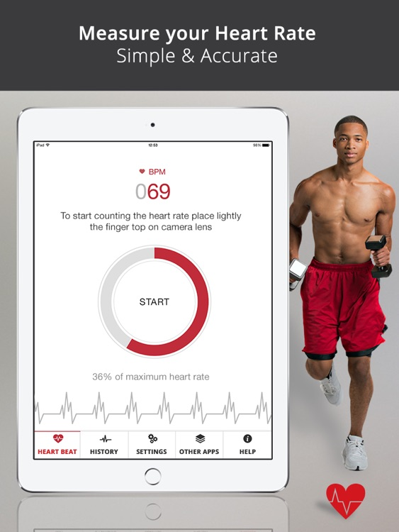 Heart Rate - Pro HD