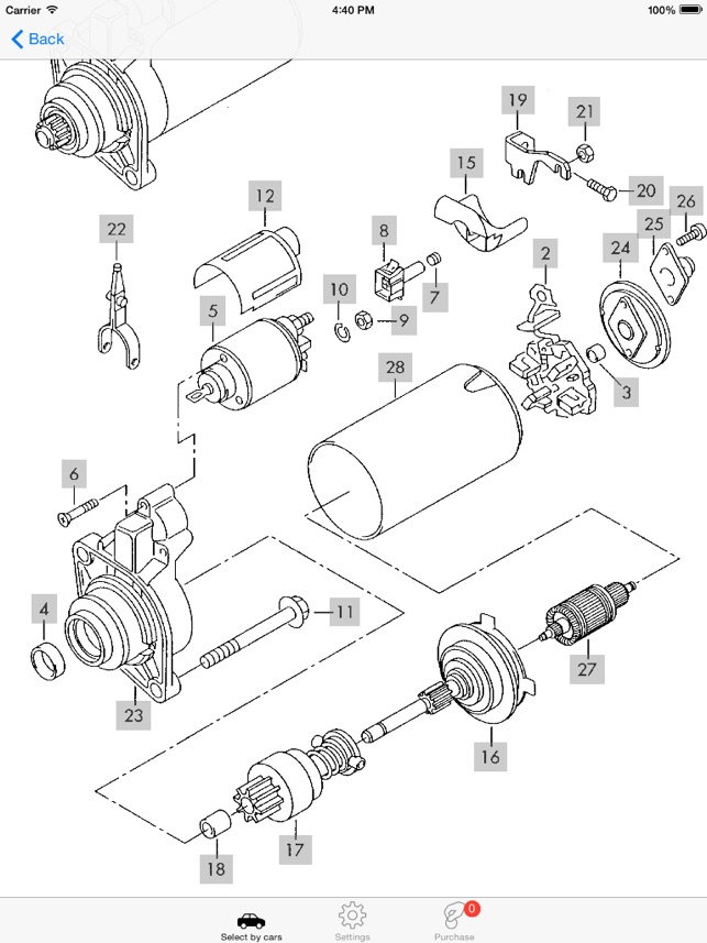 Parts And Diagrams For Audi On The App Store: 2004 Audi S4 Engine Diagram At Hrqsolutions.co