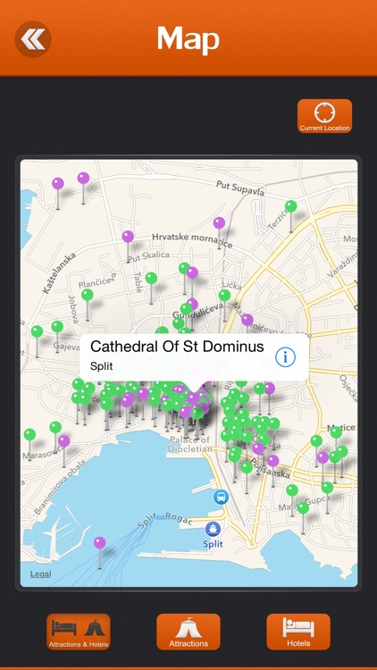 Split City Travel Guide screenshot-3