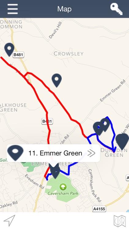 Owen in Dunsden Trail