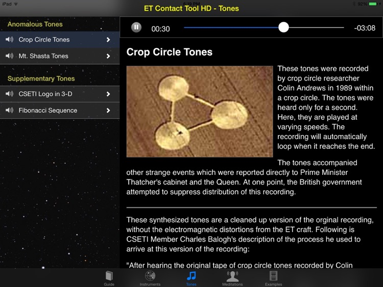 ET Contact Tool HD screenshot-0