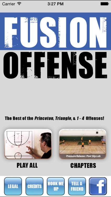 Offense: Transition, Motion & More - With Coach Mitch Buonaguro - Full Court Basketball Training Instruction screenshot-0