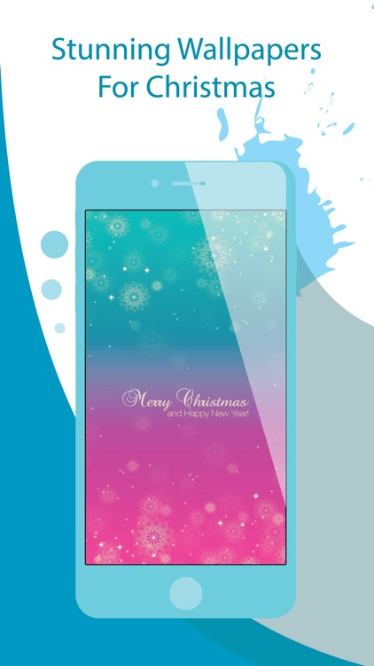 Christmas Wallpapers & Backgrounds Collection screenshot-3