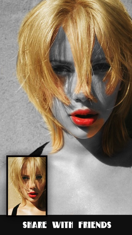 Pic Color Effects - Photo Splash Modifier: Black & White, Selective Grayscale plus Recolor FX screenshot-4